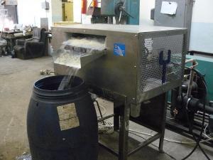 Льдогенератор чешуйчатого льда на 1100 кг/сутки