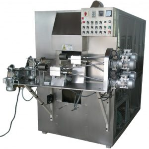 Линия для производства вафельных трубочек с начинкой