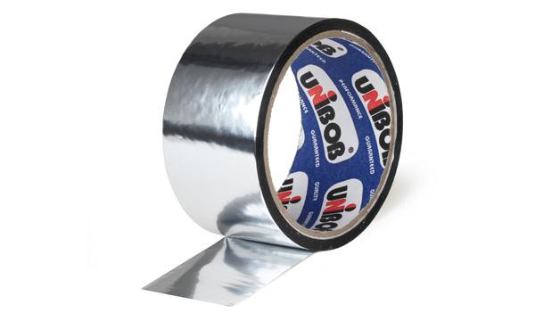Металлизированная клейкая лента UNIBOB