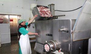 Волчки для измельчения мяса