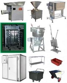 Минизавод для переработки мяса ИПКС-0203