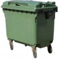 Мусорный контейнер 660 литров на 4-х колесах