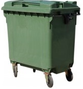 Мусорный контейнер 770 литров Артикул MGB-770