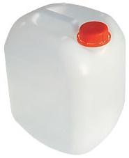 Пластиковая канистра штабелируемая 10,0 л евро