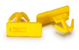 Пломба саморазрушающаяся для пластиковых ящиков FUTURA ZIP