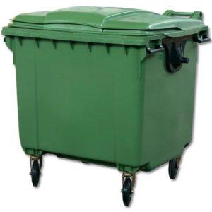 Мусорный контейнер 1100 литров MGB-1100