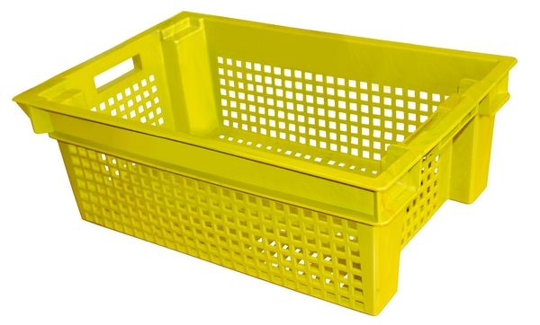 Пластиковый ящик овощной