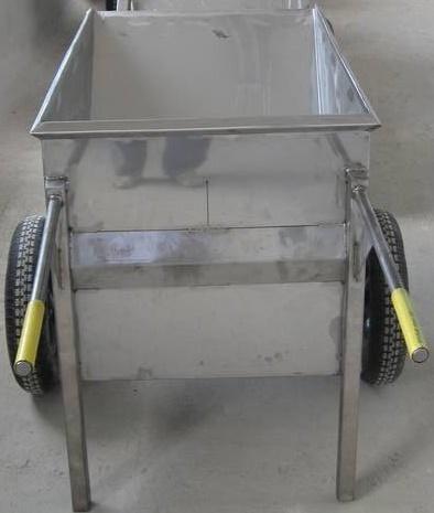 Тележка ковшовая (Рикша) 250 литров