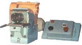 Установка для маркировки жестяных крышек Я16-АБА