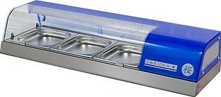 Холодильная витрина САКУРА-КОЛД-1200М